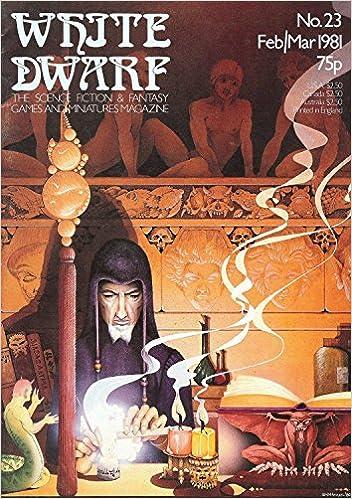 White Dwarf Magazine, Issue 23: Amazon.com: Books