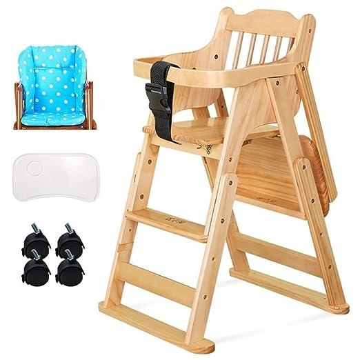 Wangcgjy Asiento Elevador de Viaje Silla Plegable Silla for niños ...