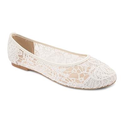 Ladies Childrens Girls Ballerina Dolly Pumps Wedding Bridal Slip On Ballet  Shoes Size UK 10 5, 33487 K Ivory UK 13: Amazon.co.uk: Shoes U0026 Bags