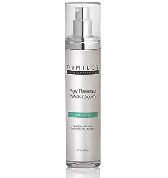 DRMTLGY - Anti Aging Neck Firming Cream  Skin Tightening and Anti-Wrinkle  Cream, Repair Crepe Skin