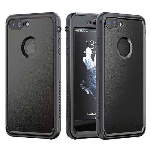5 opinioni per iPhone 7 Plus Impermeabile Custodia, Ultra Sottile Difensore Custodia Full Body