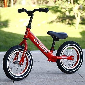 WXYDX Bicicleta de Equilibrio para niños, llanta neumática de 3-6 ...