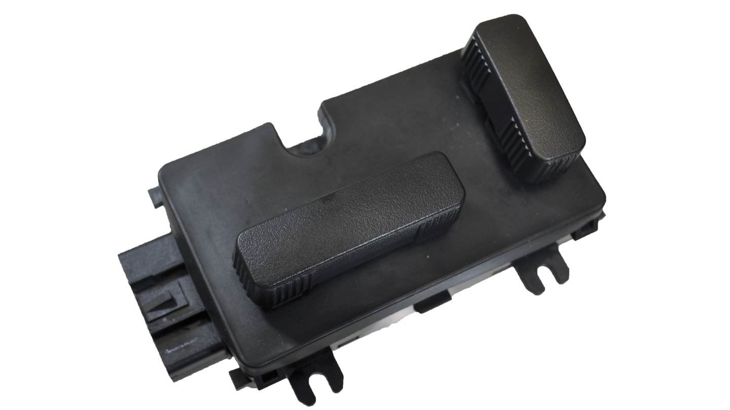 PT Auto Warehouse PSS-9212 - Power Seat Switch, with 8 Way Power Seats, with Recliner - Driver Side