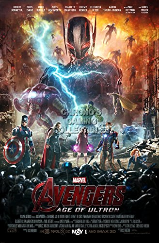 (CGC Huge Poster - Marvel The Avengers Age of Ultron Movie Poster - MAG019 (24
