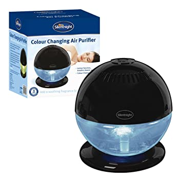 silent night air purifier