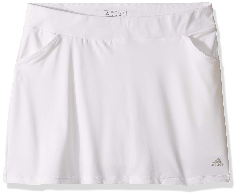 adidas ゴルフ プリント ゴルフ スコート Small ホワイト B07DSZN4N4