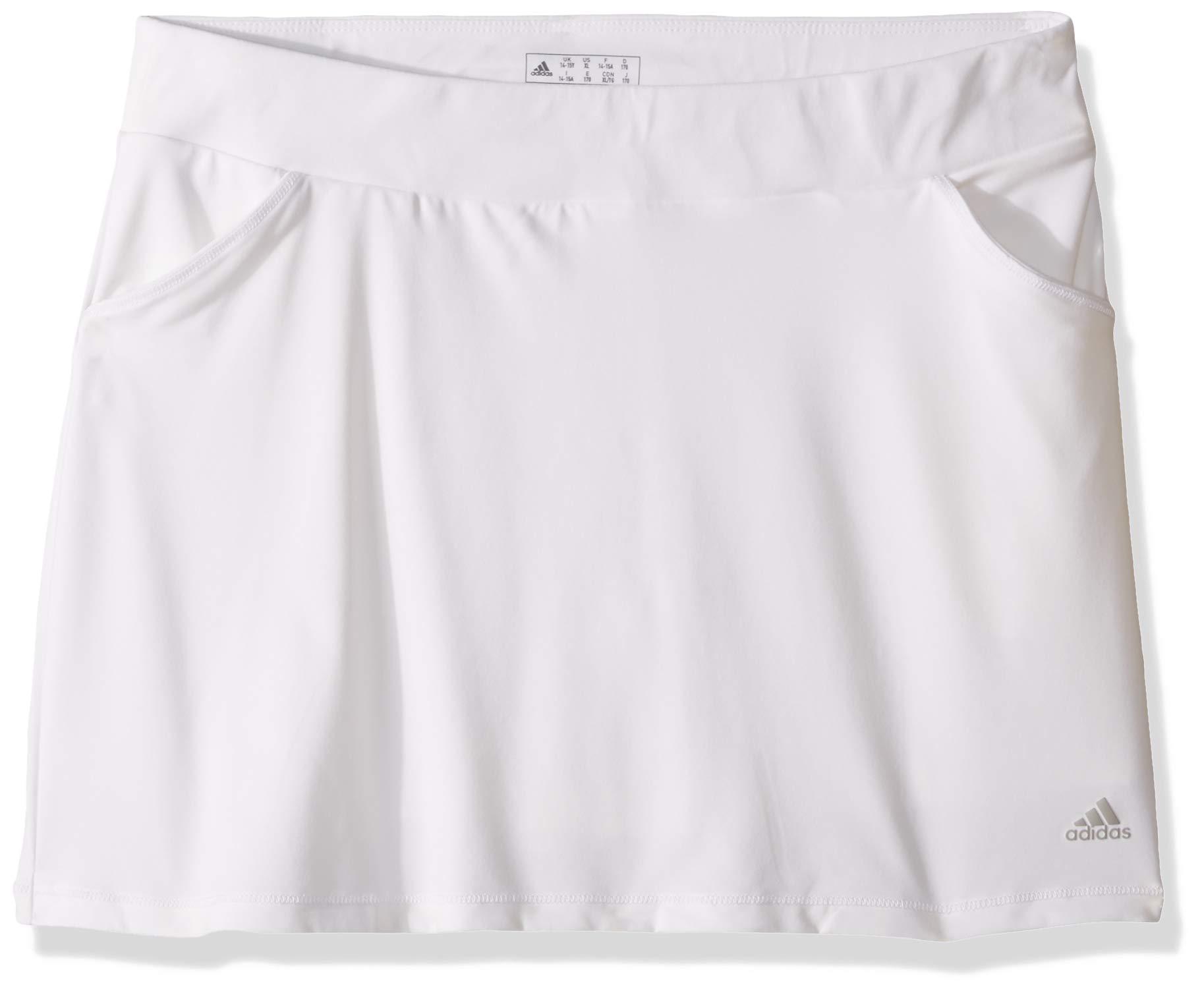 adidas Golf Printed Golf Skort, White, X-Large by adidas