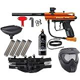 Action Village Kingman Spyder Epic Paintball Gun Package Kit (Victor)