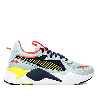 Puma Scarpe da Uomo Sneaker Rs-X Reinvention Whisper Azzurro Primavera  Estate 2019  Amazon.it  Scarpe e borse 36a54b09598