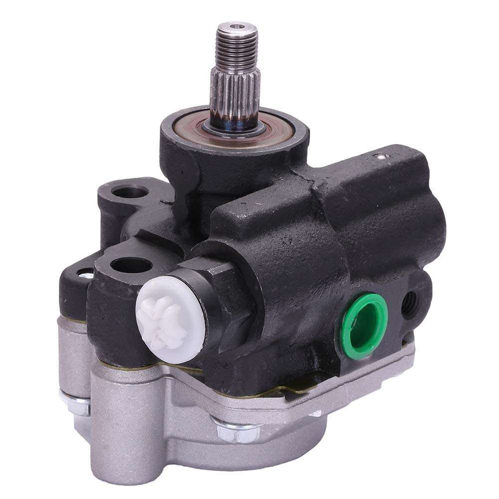 SCITOO Power Steering Pump Compatible For Chevrolet Prizm Base//LSi Toyota Corolla CE//LE//VE 21-5168 Power Assist Pump