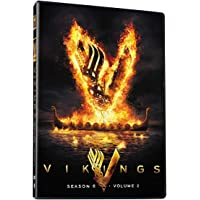 Vikings Season 6: Vol. 2 (DVD)