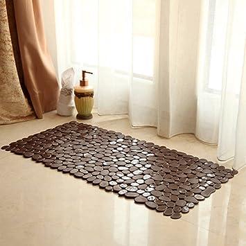 YYF Teppich Badezimmer Anti-Rutsch-Matten Dusche Badezimmer Tür ...