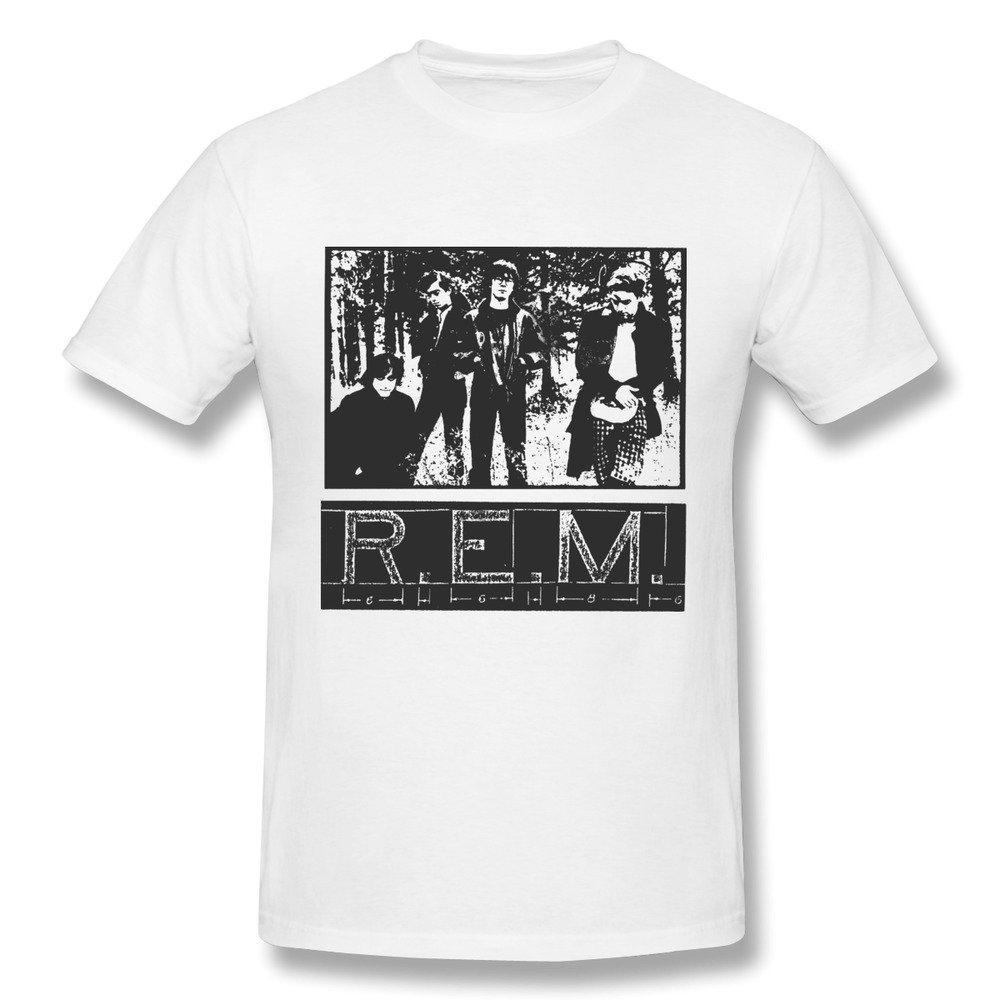 HUBA Men's T-Shirt Rem Yellow