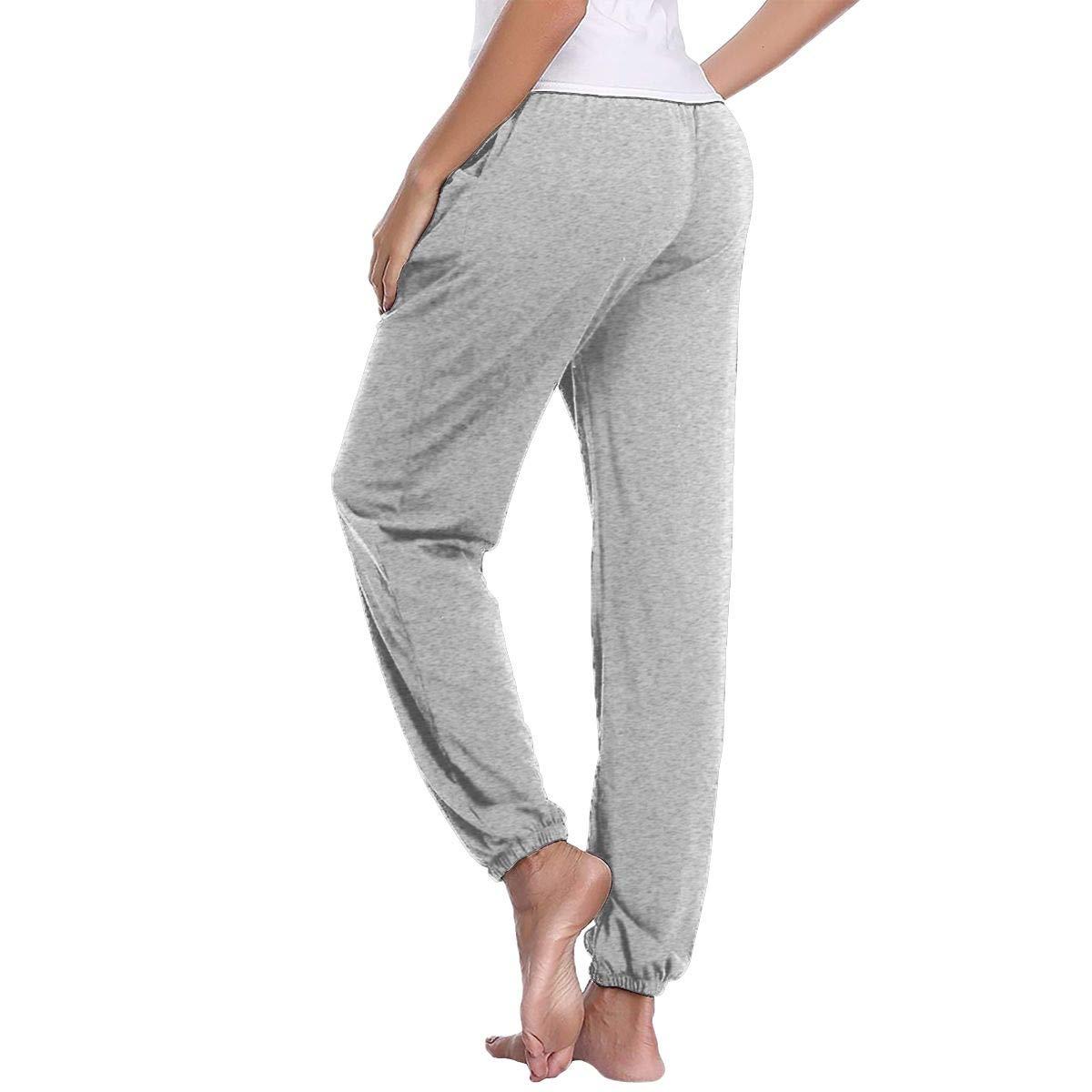 Long Pocket Pant Anime Black Clover Nero Womens Sweatpants Bottom