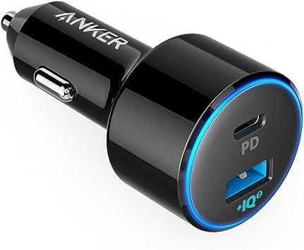 Anker PowerDrive Speed+2 Chargeur de Voiture