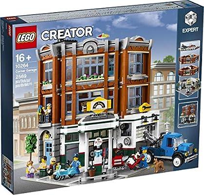 LEGO CREATOR Corner Garage 10264: Amazon com: dubai-deal-shop