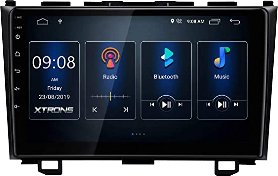 Xtrons 9 Inch Android 10 0 Car Radio With Ips 2 5d Elektronik
