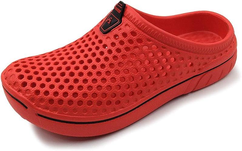 Amoji Kids Garden Clogs Slippers