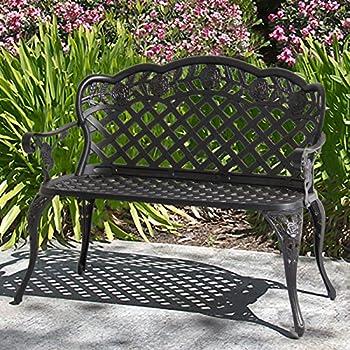 Amazon Com Best Choice Products 2 Person Aluminum Garden