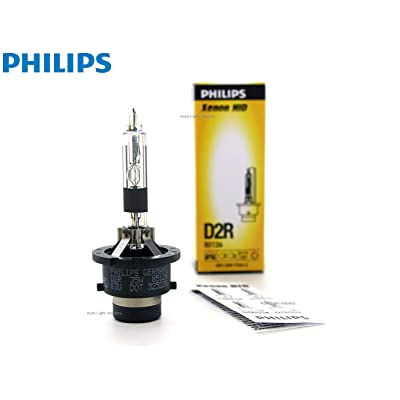 PHILIPS D2R 4300K OEM Replacement HID XENON bulb 85126 35W DOT Germany - Pack of 1 by ALI: Automotive