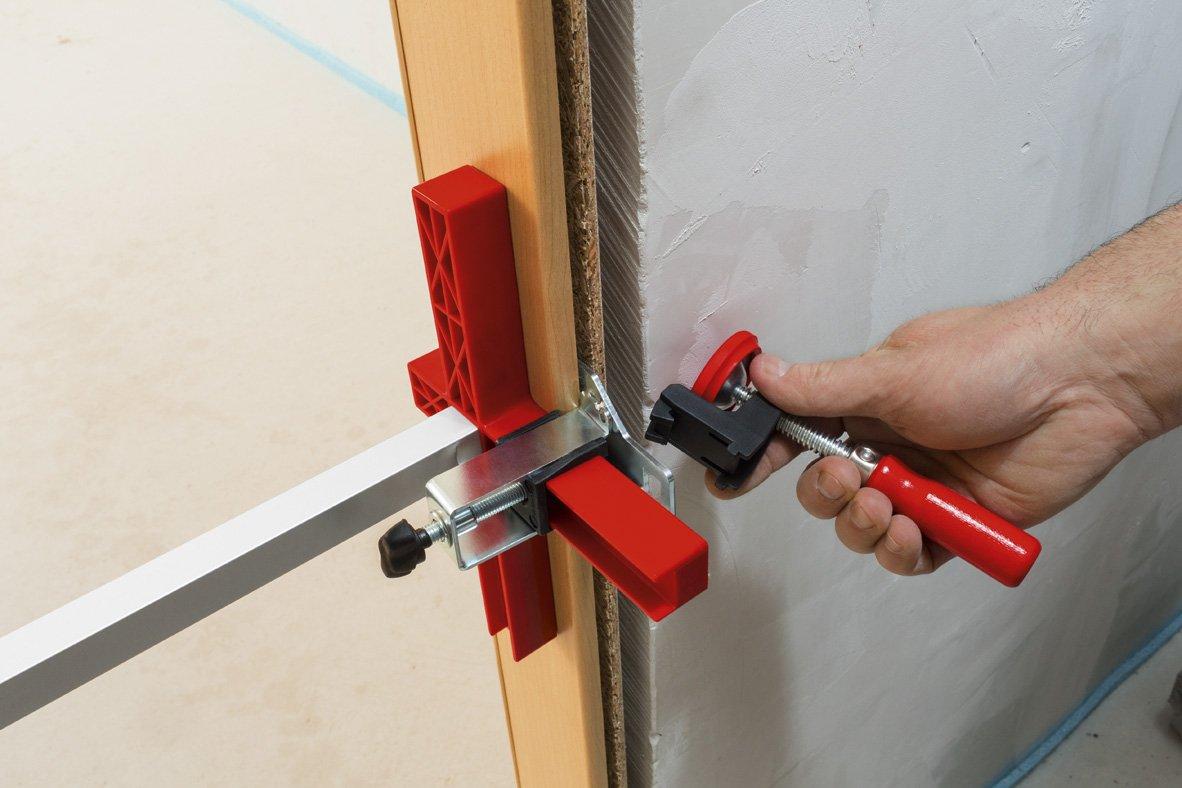 Bessey TU Puntal para marcos de puertas