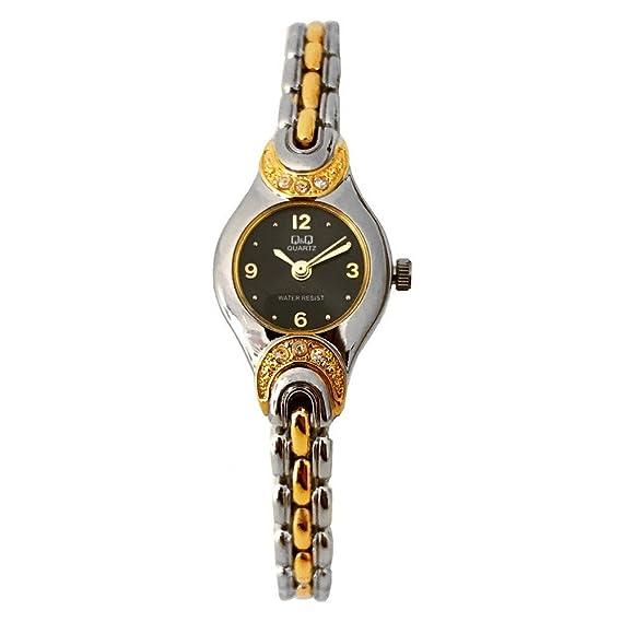 Q&Q Attractive Fashion GF63-405 Reloj de Pulsera para Mujer