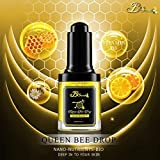 B'SECRET FACIAL 2 BOXES OF SERUM QUEEN BEE DROP BOOSTER BRIGHTNESS WRINKLES EXTREME AGE 30ML [GET FREE BEAUTY GIFT FOR YOU]