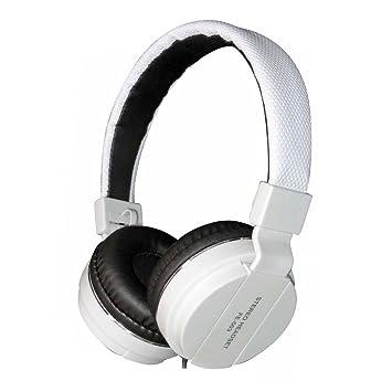 Winwintom Auriculares De Diadema Cerrados (MicróFono),De Volumen para iPhone, Samsung Galaxy S9/8/7/6, Huawei, Xiaomi, Pc, iPad, iPod Mp3/Mp4: Amazon.es: ...