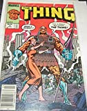 THE THING Vol. 1, #9, March 1984 Marvel