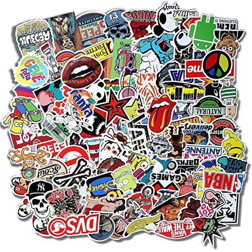 Graffiti Vinyl Stickers for Laptop Door