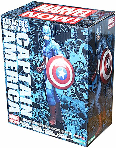 Statue Avengers Ironman New (Kotobukiya Marvel Comics Captain America Now! Artfx+ Statue)
