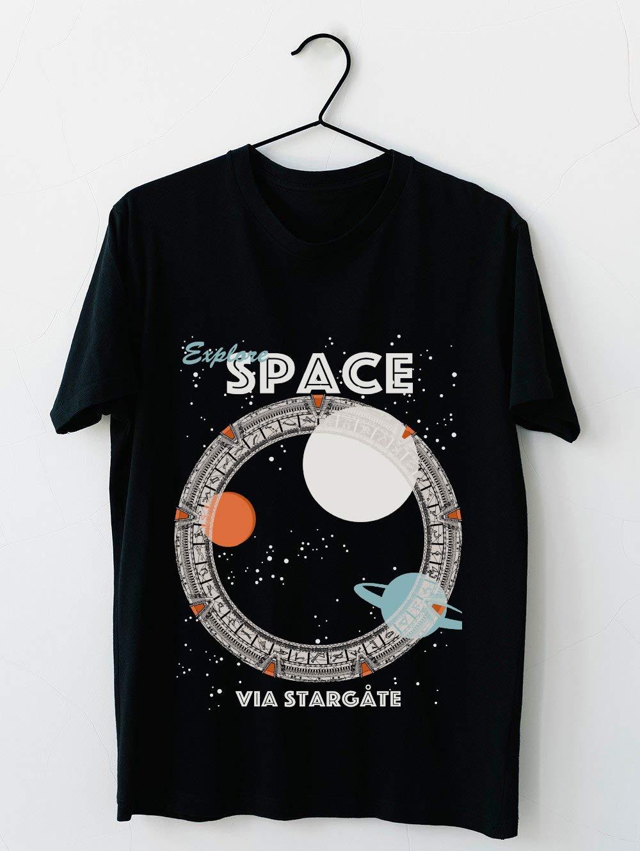 Explore Space 28 T Shirt For Unisex