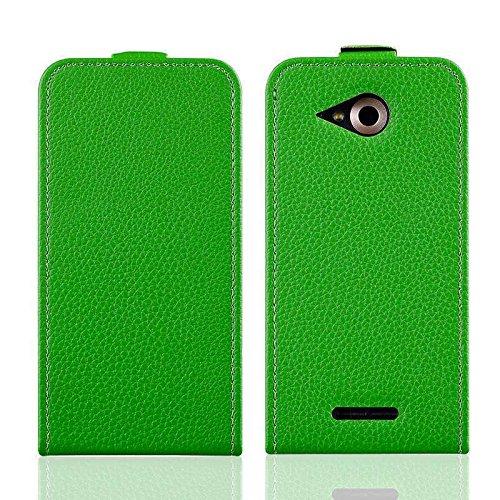 quality design f6540 19019 Amazon.com: caseroxx Flip Cover for Phicomm Clue M Smartphone Case ...
