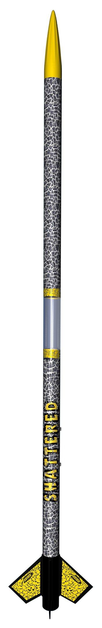 Estes Shattered Model Rocket Kit