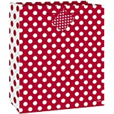 Red Polka Dot Gift Bag