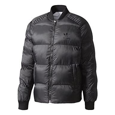 New Fashion Adidas Puffer Jacket Black/white Clothing, Shoes & Accessories Activewear