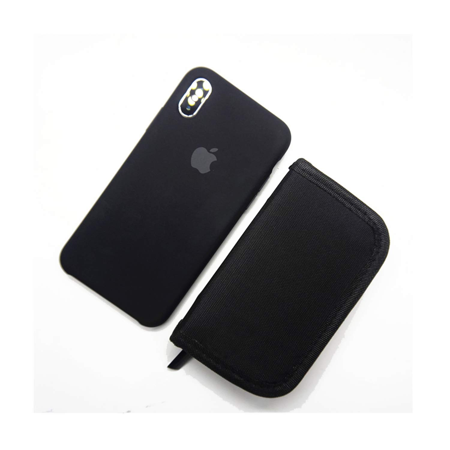 Carrying Case Cover Holder Wallet Compatible with Juul//MT//MYLE Vape Bag Traveling Bag-Device not Included Black