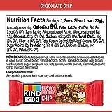KIND Kids Granola Chewy Bar, Chocolate Chip, 6