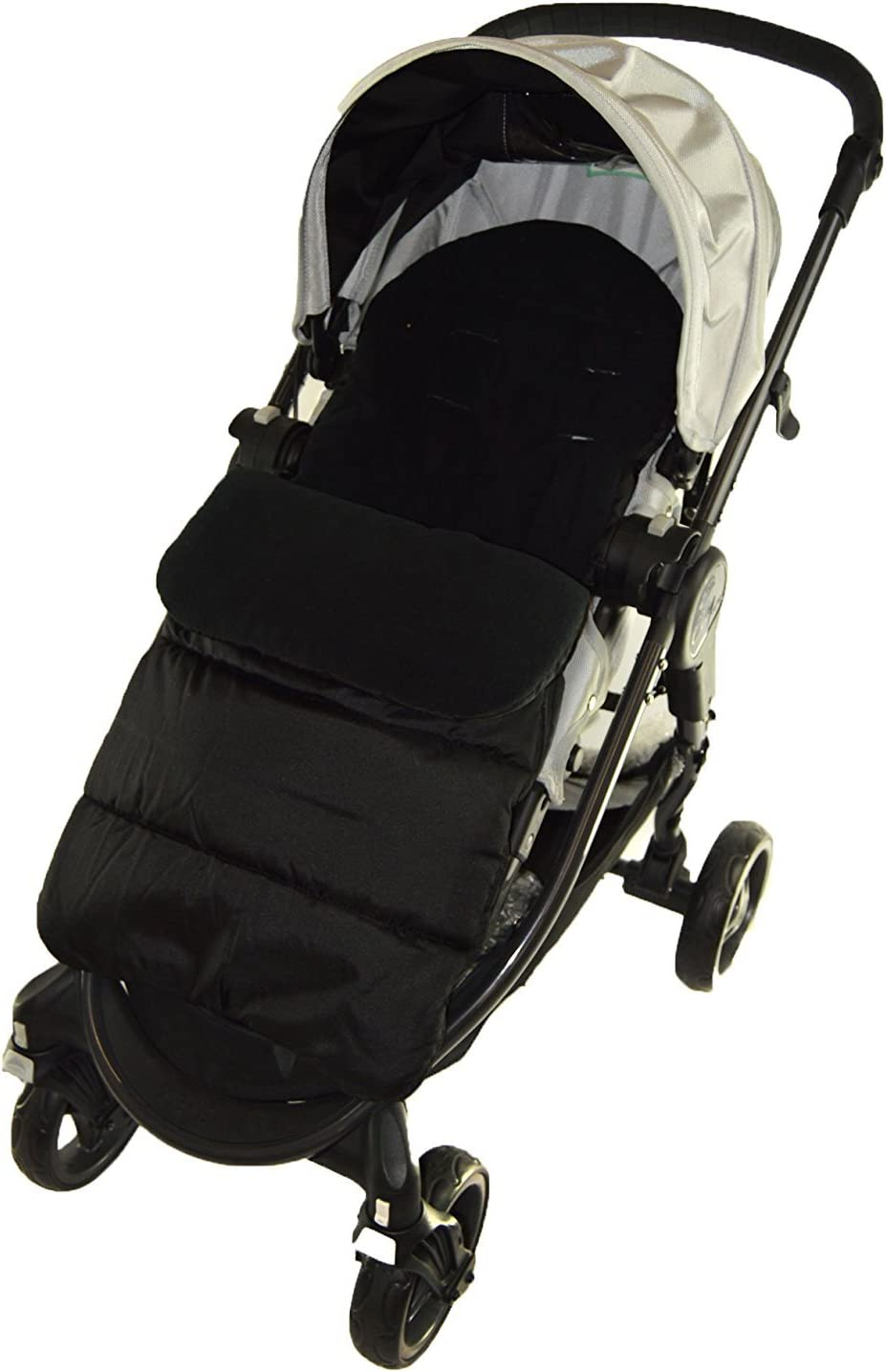 Dimple Pushchair Footmuff//Cosy Toes Compatible with Venicci