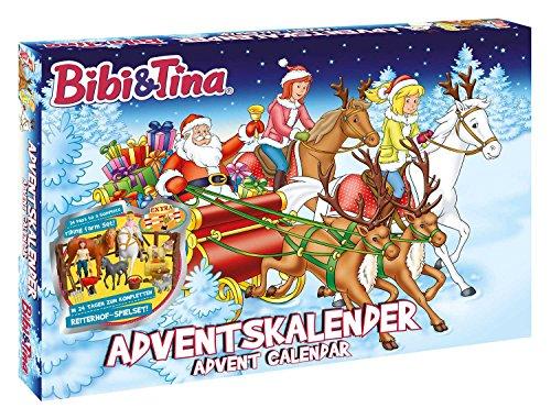Price comparison product image Craze 57460 Advent Calendar,  Bibi & Tina,  Multi Color