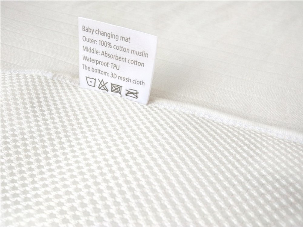 Stripe Incontinence Mattress Protector for Baby Toddlers Children Adults 70x120 cm Washable Waterproof Bed Pad Tokkids Large Waterproof Sheet