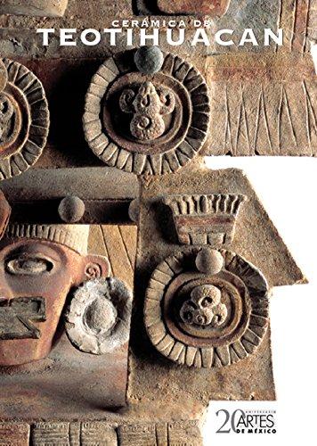 Cerámica de Teotihuacan. Edición bilingüe (Español-Ingles)