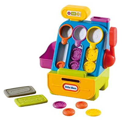 Little Tikes Count 'n Play Cash Register: Toys & Games