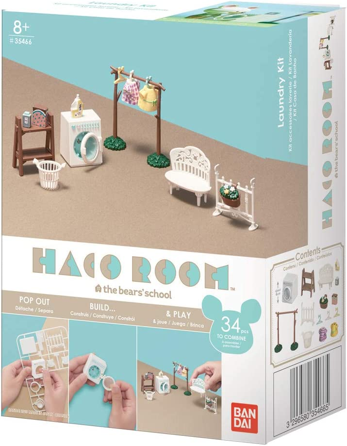 Bandai Haco Room, Multicolor , color/modelo surtido: Amazon.es ...