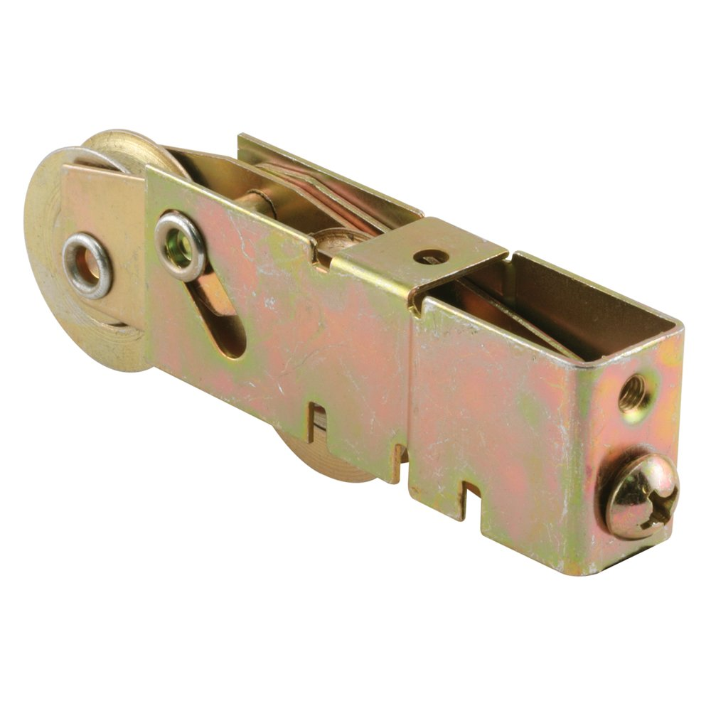 Prime-Line Products D 1982 Sliding Door Tandem Roller Assembly with 1-Inch Steel Ball Bearing