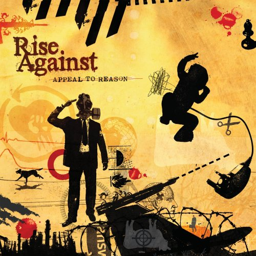 CD : Rise Against - Appeal To Reason [Jewel Case] (Jewel Case Packaging)