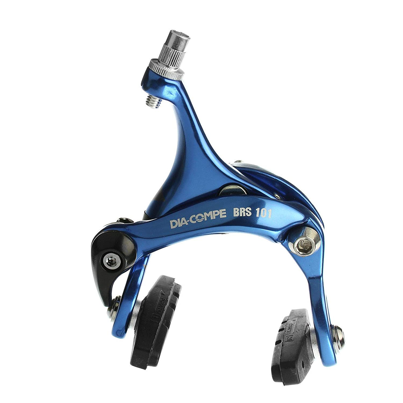 Fixie Track Bike Dual Pivot Caliper Brake FRONT GOLD