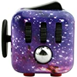 Fidget Cube Toy Camo Anxiety Attention Stress Relief, Night Stars