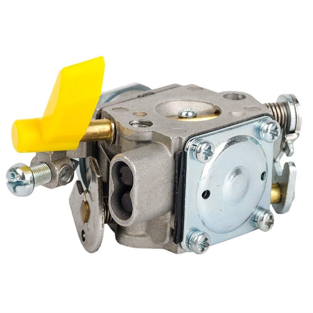 OxoxO Carburateur Joint de montage avec tournevis remplacer pour Zama C1u-h60/Ryobi Ry29550/Ry30530/Ry30550/Ry30570/Ry30931/Ry30951/Ry30971/Homelite Ut32600/Ut32650