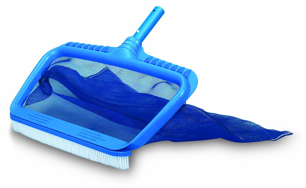 HydroTools by Swimline Pool Rake Bag and Brush Combo